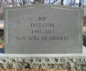 Domain Picks for Dec 10th 2013 and RIP Dot Com